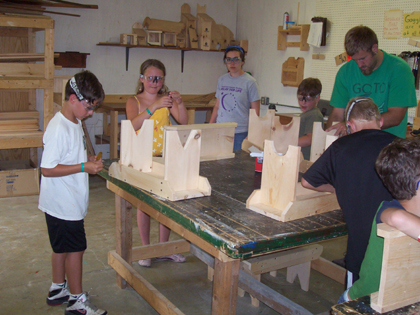 Woodworking Group 7